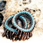 Pocahontas Native American Beaded C..
